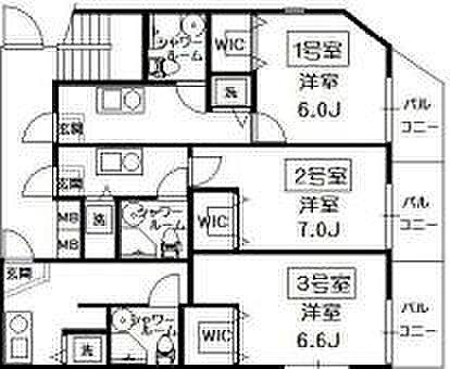 アパート-足立区綾瀬6丁目 イースタイル綾瀬・収益不動産