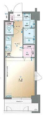 マンション(建物一部)-福岡市中央区桜坂3丁目 402号室には小窓がありません。