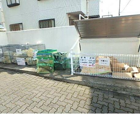 マンション(建物全部)-多摩市和田 ゴミ置場