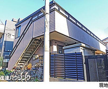 アパート-目黒区大岡山1丁目 外観