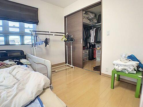 中古一戸建て-碧南市田尻町2丁目 各居室に収納完備、お部屋もスッキリ片付きます。