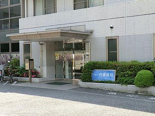 建物全部その他-渋谷区代々木4丁目 周辺環境:内藤病院