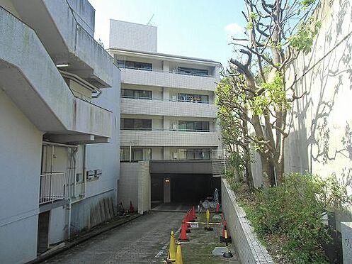 一棟マンション-京都市北区衣笠氷室町 外観