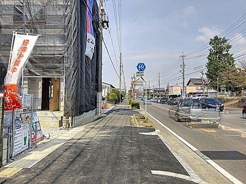 新築一戸建て-春日井市東野町6丁目 前面道路幅員約18m