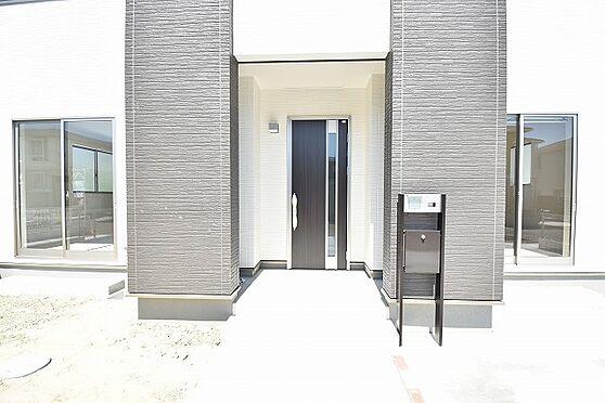 新築一戸建て-仙台市青葉区落合1丁目 玄関