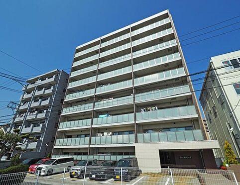 中古マンション-名古屋市守山区八反 9階建てマンションの4階部分です!