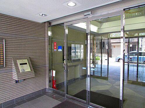 マンション(建物一部)-神戸市中央区東雲通1丁目 オートロックがあるから防犯良し