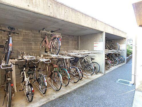 中古マンション-新潟市中央区花園1丁目 ラック式駐輪場