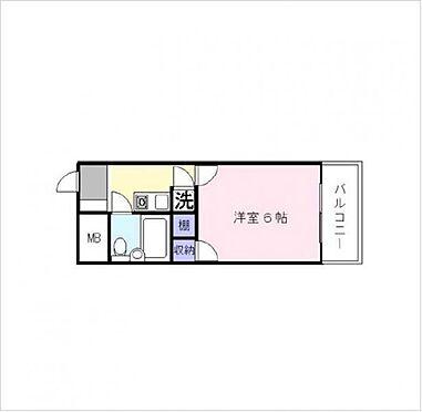 マンション(建物一部)-大阪市東淀川区菅原4丁目 間取り