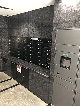 マンション(建物一部)-大田区鵜の木2丁目 メールボックス