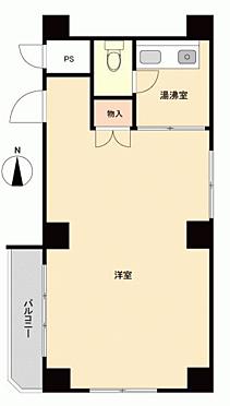 区分マンション-札幌市中央区南2丁目 間取り