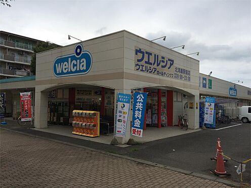 土地-行田市大字野 ウエルシア 北鴻巣駅前店(3102m)