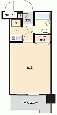 マンション(建物一部)-横浜市金沢区六浦南5丁目 間取り