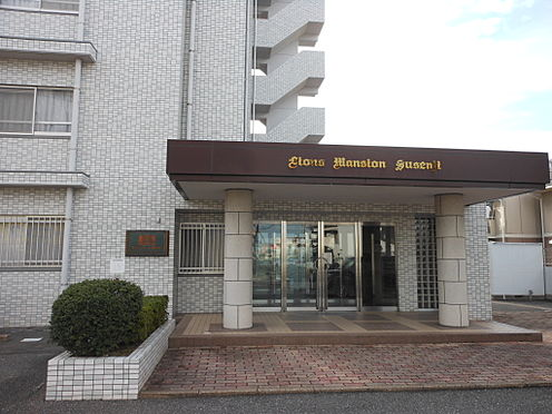 中古マンション-福岡市西区周船寺1丁目 エントランス