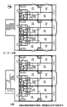 マンション(建物全部)-横浜市栄区飯島町 間取り
