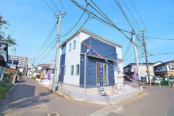 新築一戸建て-仙台市若林区中倉3丁目 外観