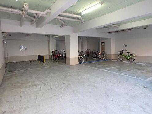 マンション(建物一部)-大阪市西淀川区野里1丁目 雨風で汚れない駐輪場