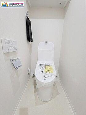 区分マンション-仙台市青葉区小松島3丁目 トイレ