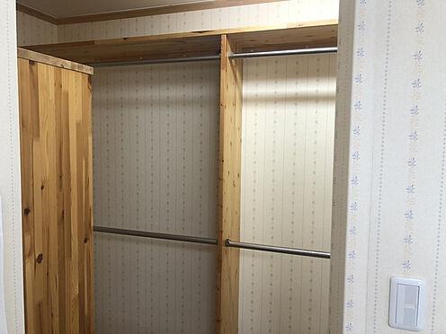 中古一戸建て-名古屋市瑞穂区仁所町1丁目 あると嬉しいWIC付き!季節のかさばる荷物もしっかりと収納できます。