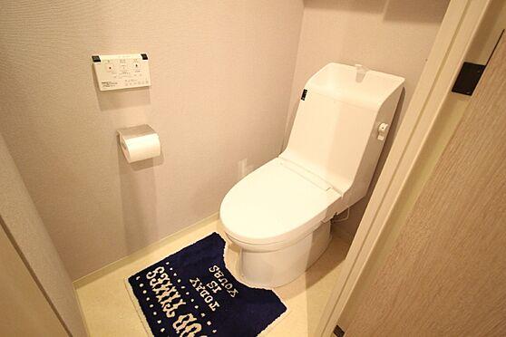 マンション(建物一部)-世田谷区赤堤2丁目 トイレ