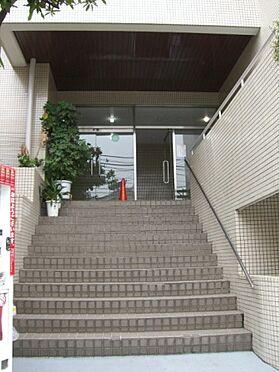 マンション(建物一部)-文京区大塚5丁目 入口です。