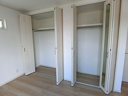 戸建賃貸-八王子市松木 2階洋室 収納豊富です