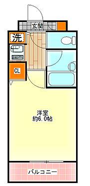 区分マンション-大阪市天王寺区烏ケ辻1丁目 図面より現況を優先します。