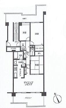 マンション(建物一部)-千葉市緑区あすみが丘4丁目 間取り