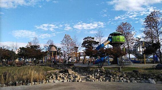 戸建賃貸-刈谷市野田町西田 フローラルガーデンよさみ 約867m(徒歩約11分)