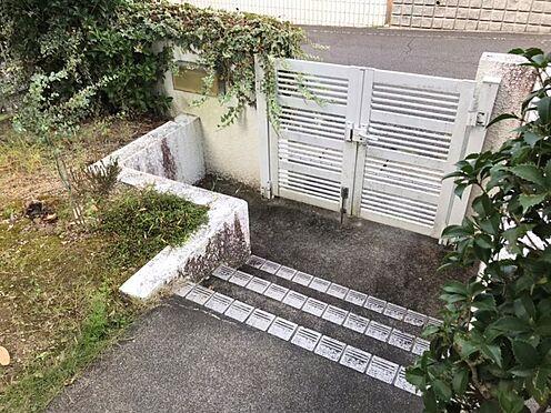 中古一戸建て-豊田市五ケ丘7丁目 おしゃれな玄関。
