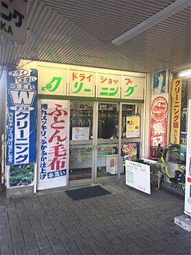 土地-坂戸市大字片柳 ドライショップ クリーニング(1287m)