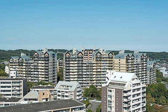 中古マンション-八王子市上柚木3丁目 外観写真