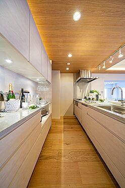 中古マンション-港区南青山4丁目 食洗機付キッチン
