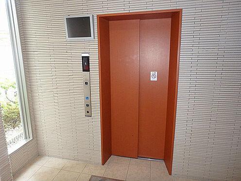 マンション(建物一部)-大阪市中央区東高麗橋 セキュリティ性に配慮されたエレベーター