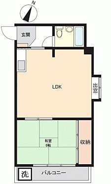 マンション(建物一部)-羽村市富士見平2丁目 間取り