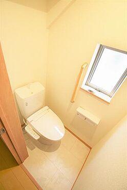 新築一戸建て-仙台市太白区松が丘 トイレ