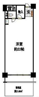 マンション(建物一部)-大阪市淀川区西宮原1丁目 広々とした1R