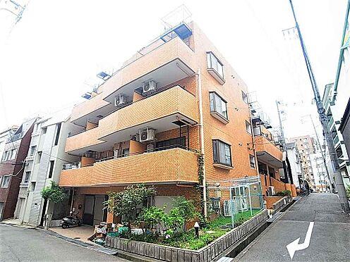 マンション(建物一部)-神戸市中央区花隈町 落ち着いた印象の外観