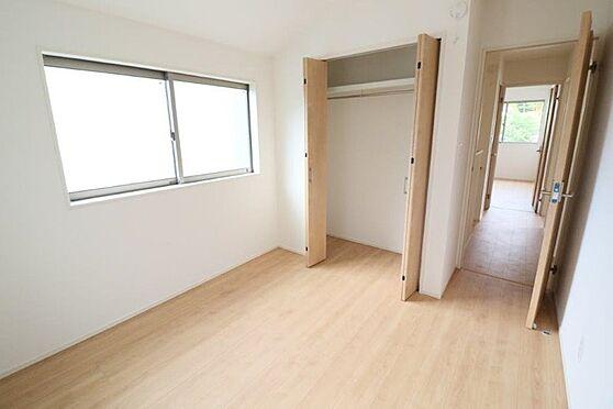 新築一戸建て-八王子市南大沢2丁目 1号棟2階洋室約5.25帖