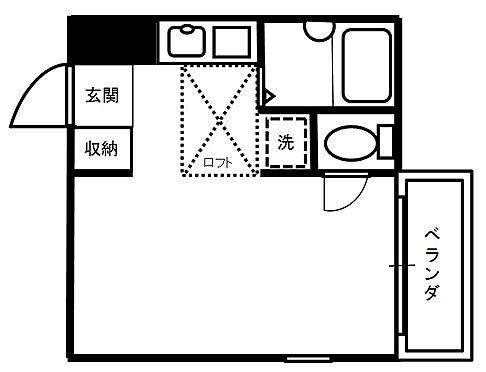 アパート-横浜市保土ケ谷区岩井町 202号室