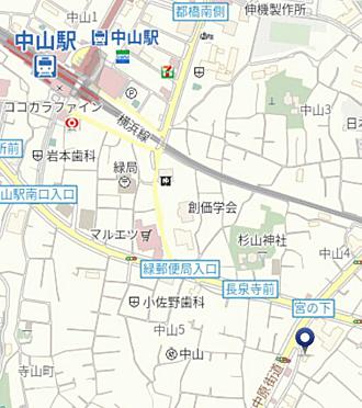 マンション(建物一部)-横浜市緑区中山6丁目 その他