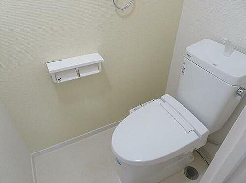 区分マンション-北九州市小倉北区三萩野2丁目 トイレ