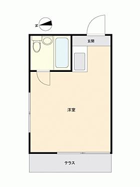 マンション(建物一部)-中野区上高田2丁目 間取り