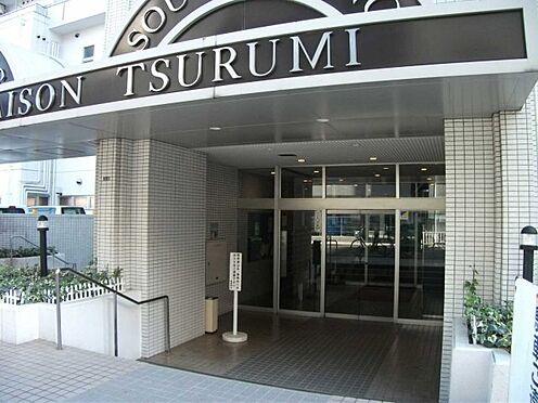 中古マンション-横浜市鶴見区鶴見中央2丁目 エントランス
