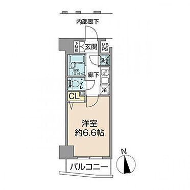 マンション(建物一部)-文京区湯島3丁目 間取り