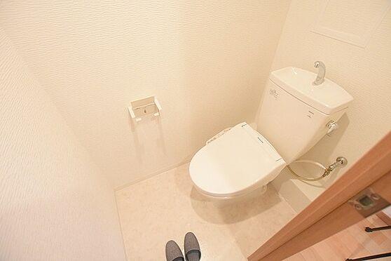 中古マンション-足立区西新井本町3丁目 トイレ