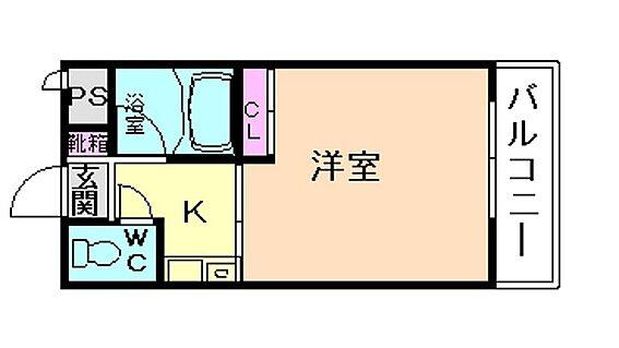 マンション(建物一部)-大阪市淀川区野中南1丁目 2点セパレートで清潔感あり。