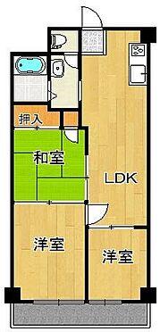 マンション(建物一部)-大阪市旭区高殿2丁目 3点セパレートで清潔感あり。