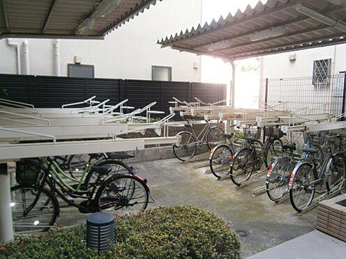 マンション(建物一部)-文京区千石4丁目 自転車置場も、もちろん完備しております。