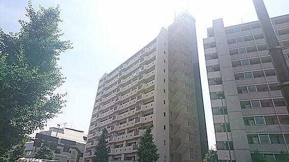 マンション(建物一部)-板橋区坂下2丁目 外観
